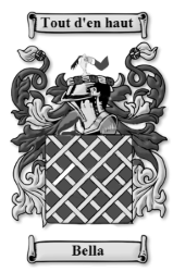 bella aqua coat of arms