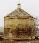 Barnburgh  Dovecote during refurbishment